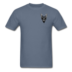 Order Of Owls Men's T-Shirt - denim