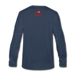 Dead Vamps Long Sleeve Joint - navy