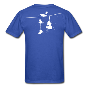 Old New York AKT-Shirt - royal blue