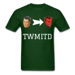 TWMITD T-Shirt - forest green