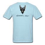 Order Of Owls Men's T-Shirt - powder blue