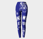 One West Leggings Blue