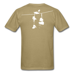 Old New York AKT-Shirt - khaki