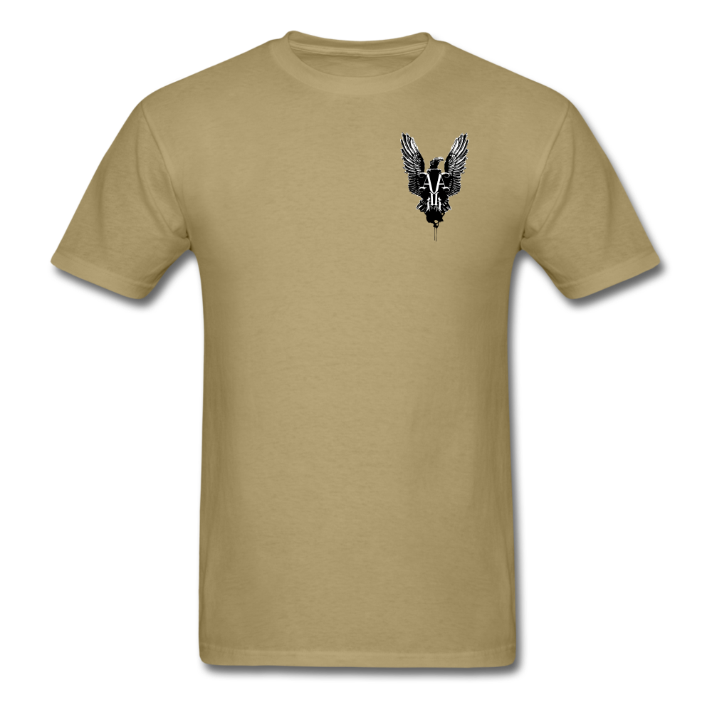 Order Of Owls Men's T-Shirt - khaki