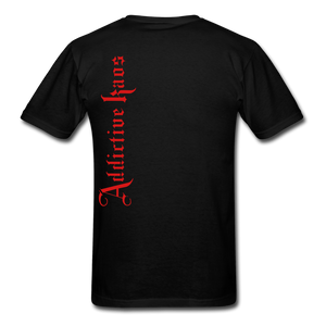 AK Signature Men's T-Shirt - black