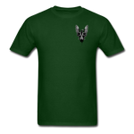 Order Of Owls Men's T-Shirt - forest green