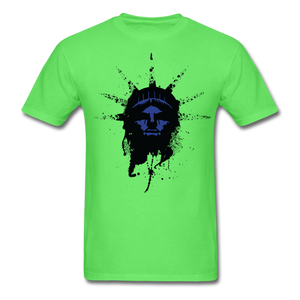 Liberty Of Kaos (Blue) T-Shirt - kiwi