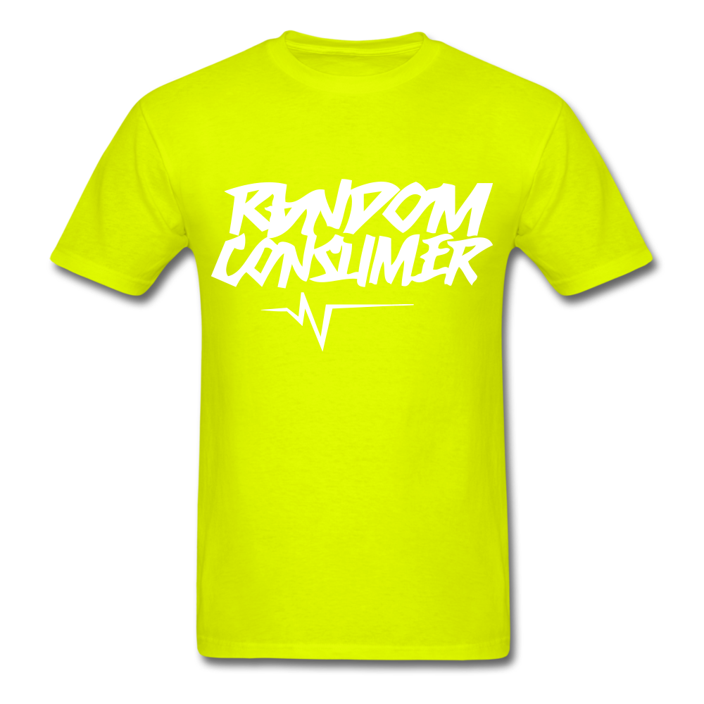 Random Consumer Classic T-Shirt - safety green