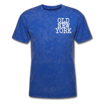 Old New York AKT-Shirt - mineral royal