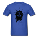 Liberty Of Kaos (Blue) T-Shirt - royal blue