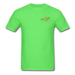 AK Signature Men's T-Shirt - kiwi
