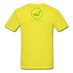Love You T-Shirt - yellow