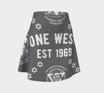 One West Princess Skirt Gray