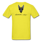 Order Of Owls Men's T-Shirt - yellow