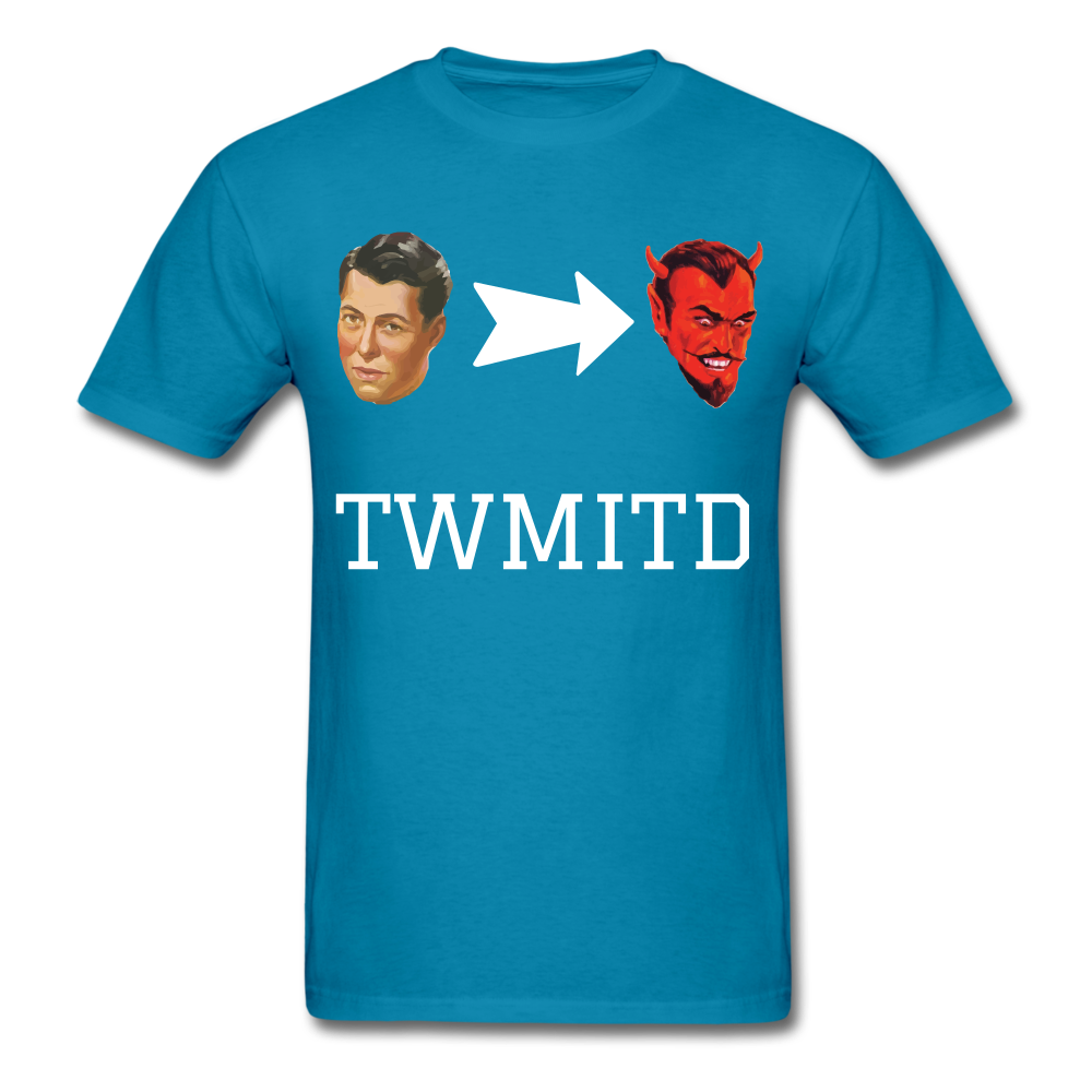 TWMITD T-Shirt - turquoise