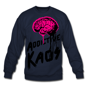 Brain of Operations Crewneck Sweatshirt - navy