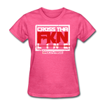 CTL Womans T-Shirt - heather pink
