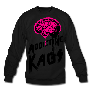 Brain of Operations Crewneck Sweatshirt - black