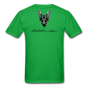 Order Of Owls Men's T-Shirt - bright green