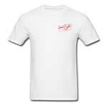 AK Signature Men's T-Shirt - white
