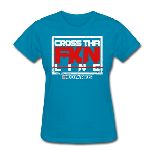 CTL Womans T-Shirt - turquoise