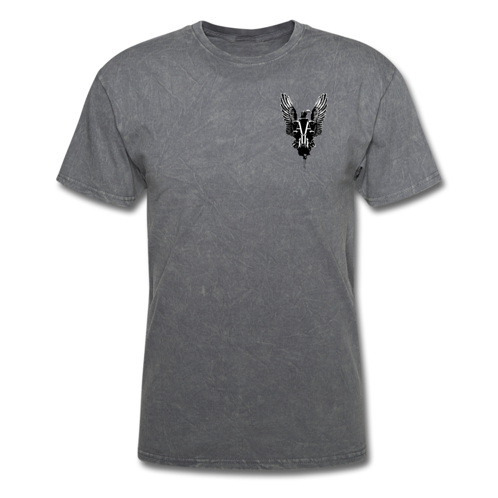 Order Of Owls Men's T-Shirt - mineral charcoal gray