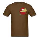 Ocean Lust Men's T-Shirt(GLD) - brown