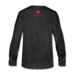 Dead Vamps Long Sleeve Joint - charcoal gray