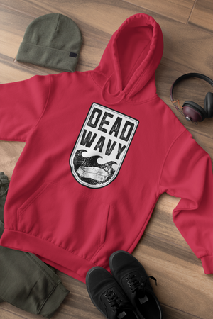 Dead Wavy Classic Adult Hoodie