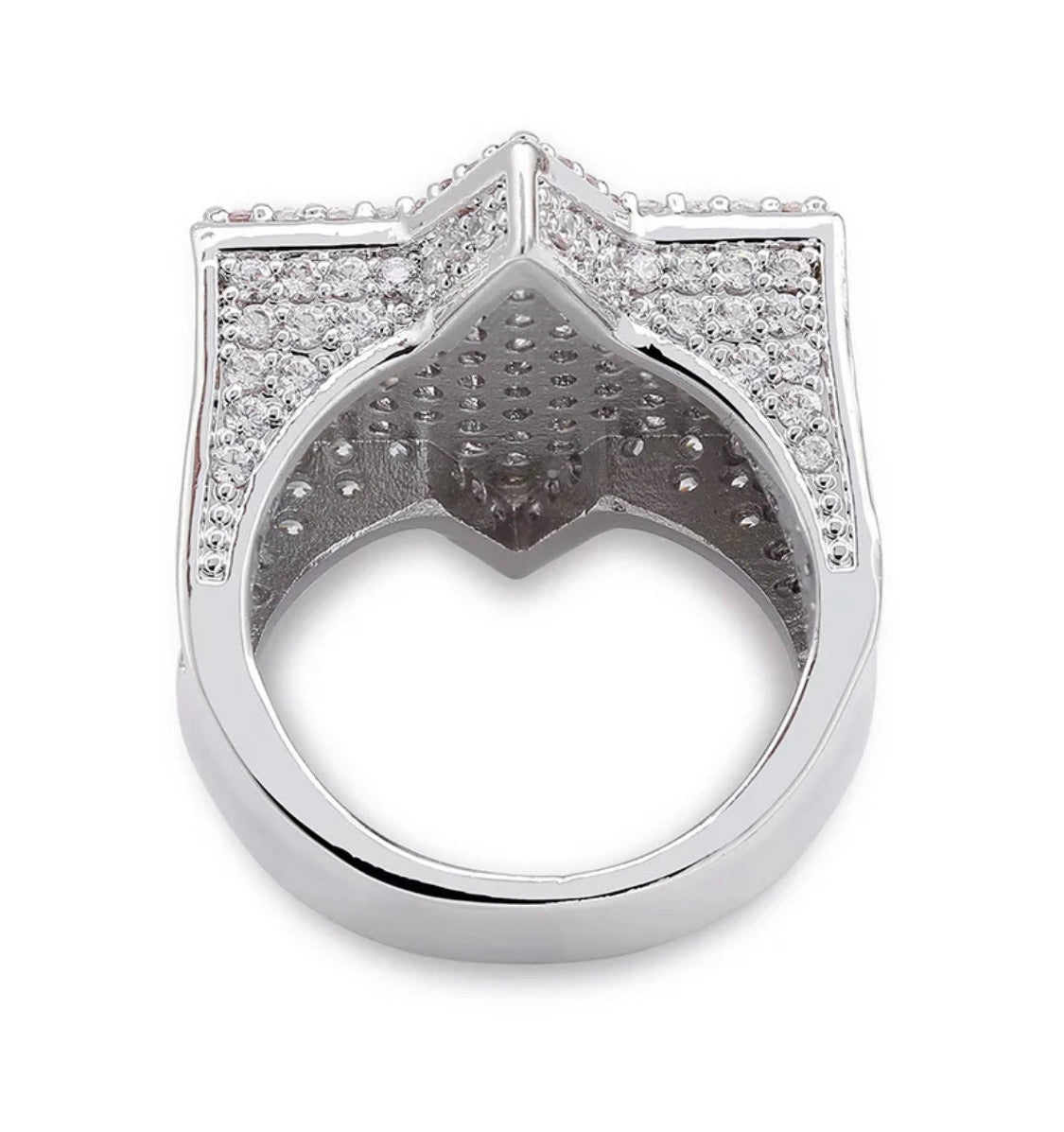 Shield Of David Ring