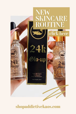 24K Glo-Up Facial Serum