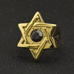 King David Ring (Special Gold Edition)