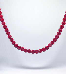 Custom Pavé Necklace