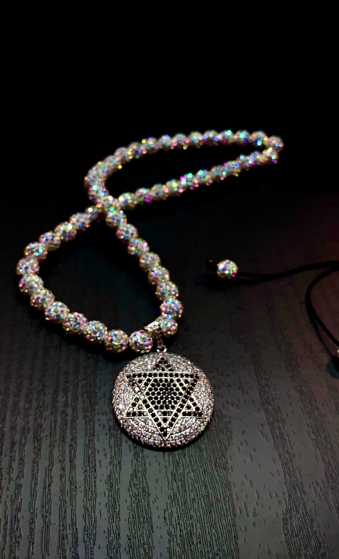 Shield of David princess Necklace