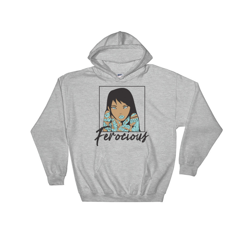 Ferocious Hooded Sweatshirt