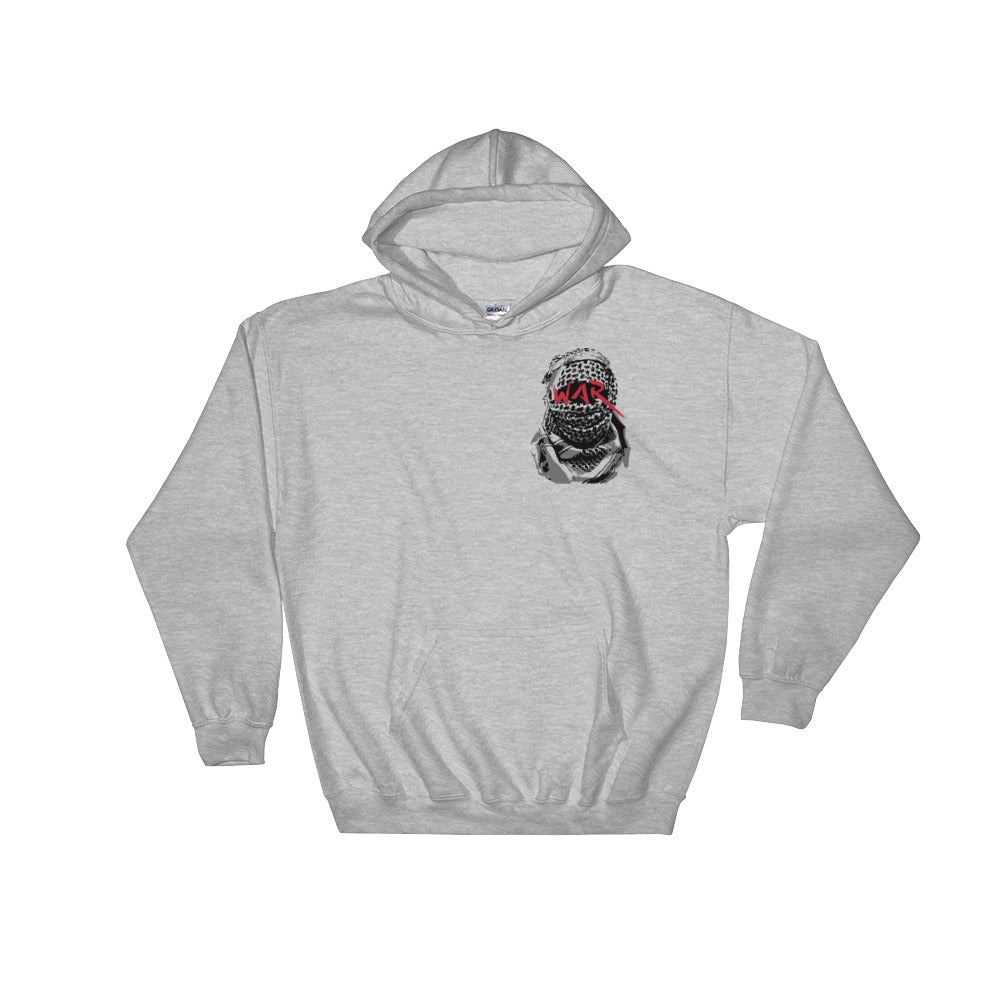W.A.R Hooded Sweatshirt