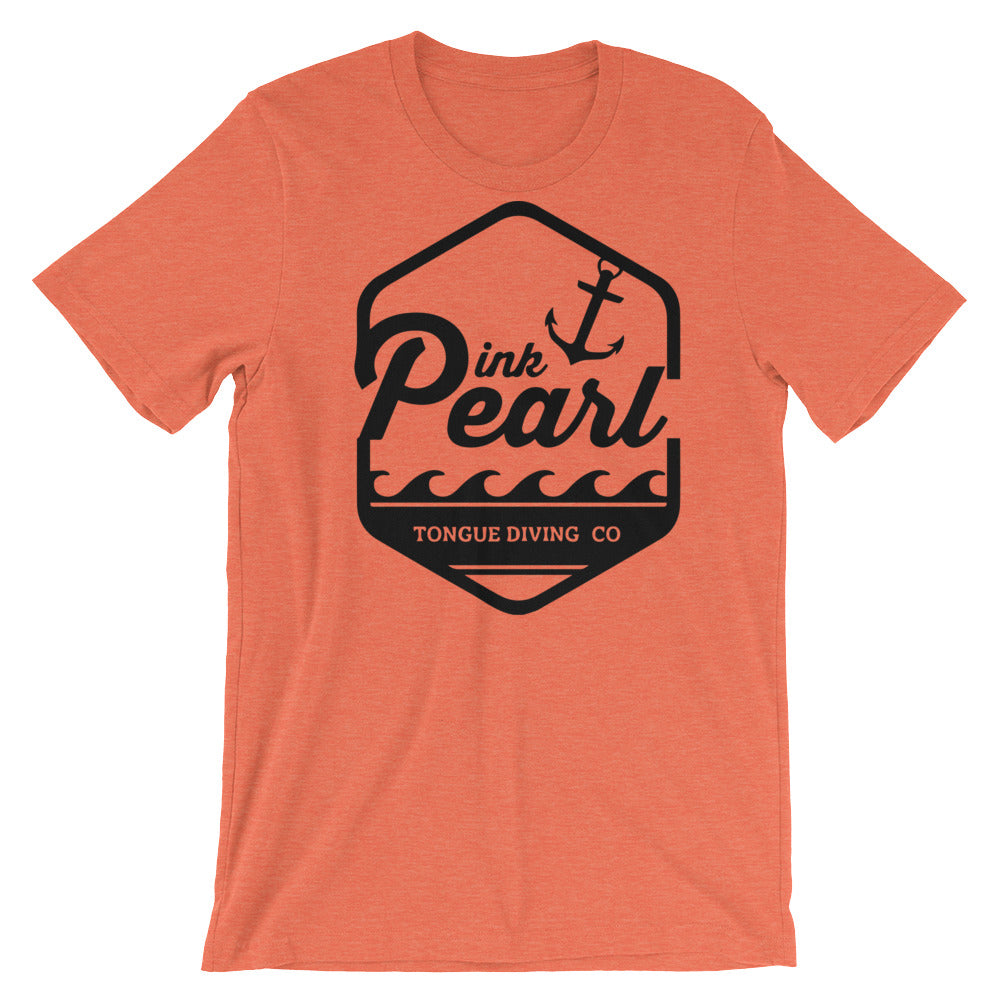 """Pearl Diving"" tee"