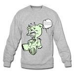 Tuff Teddy Rancon Crewneck Sweatshirt - heather gray