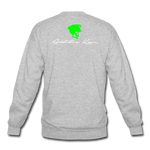 WarLord Crewneck Sweatshirt - heather gray