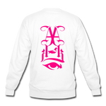Cult Leader AK Crewneck Sweatshirt - white