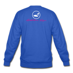 False Saviors (Signature) Crewneck Sweatshirt - royal blue