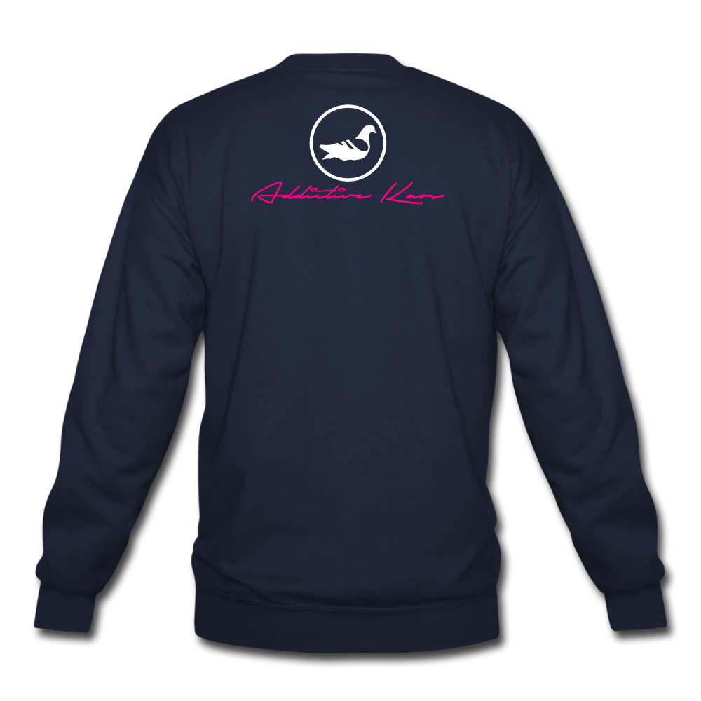 False Saviors (Signature) Crewneck Sweatshirt - navy