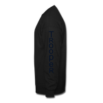 Ephraim Trooper Crewneck Sweatshirt - black