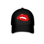 Kiss of Death Baseball Cap - black