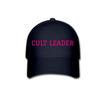 Cult Leader Baseball Cap - navy