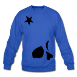 Big General Crewneck Sweatshirt - royal blue