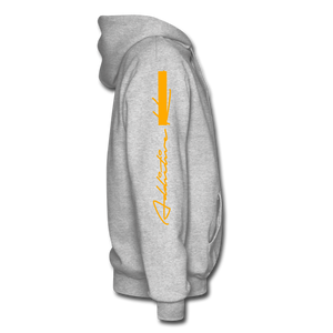Genesis 1:2 Men's Hoodie - heather gray