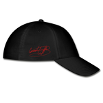 Invisible Capes Baseball Cap - black