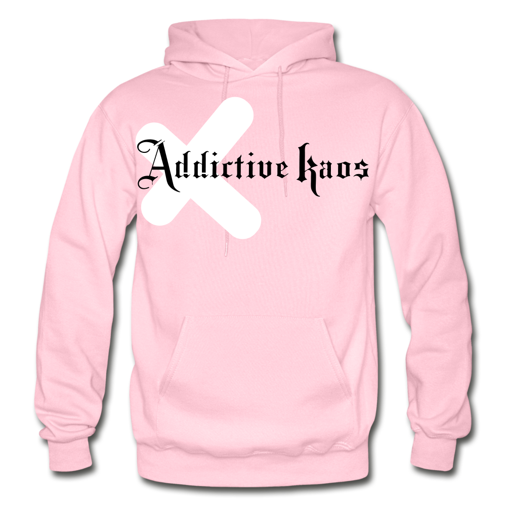 Fresh Exes Heavy Blend Hoodie - light pink