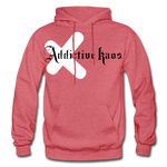 Fresh Exes Heavy Blend Hoodie - heather red
